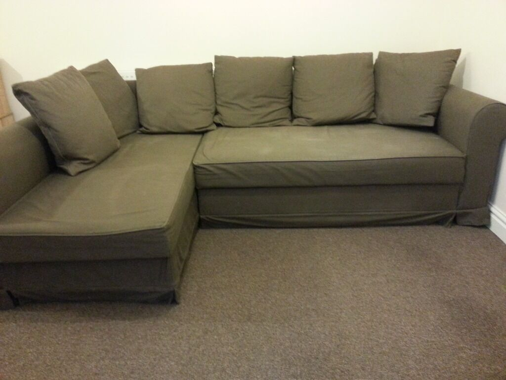 Corner Sofa Bed Moheda Ikea Due To Relocation Abroad