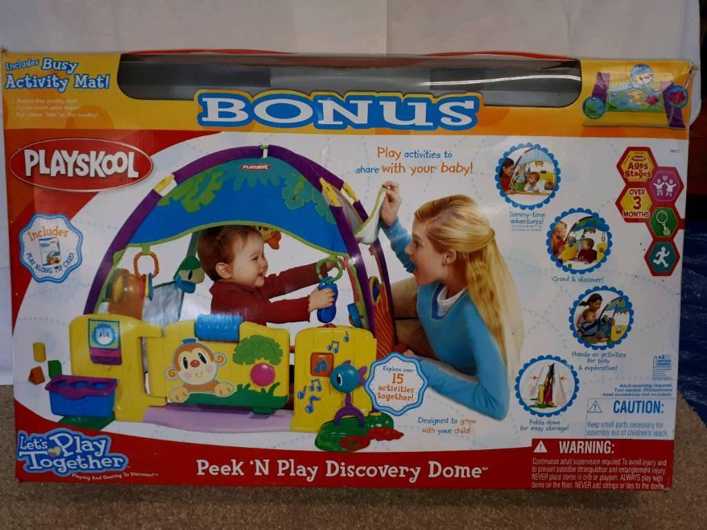Playroom Activity Dome