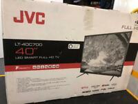 Price start from £100 brand new smart tv