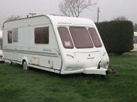 Omega 500/5 2001 caravan