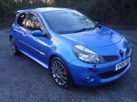 Renault Clio 2.0 VVT 197 Sport, 12 months mot, FSH, cam belt changed @ 72k