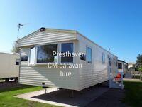 Caravan For Hire Presthaven Beach Resort