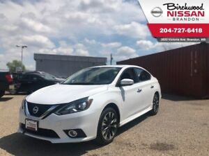 2016 Nissan Sentra SR Local! ONE Owner! NO Accidents
