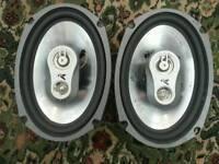 Fli integrator 6x9 speakers