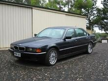 1996 BMW 7 Sedan Gawler Belt Gawler Area Preview