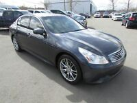 2007 Infiniti G35 SPORT/NAVIGATION/BACK-UP-CAM