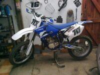 Yamaha YZ 250 2003 cr rm ktm kx