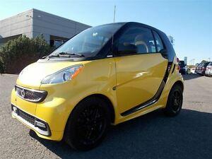 2013 smart fortwo City Flame, Toit pano, A/C, Sieges chauffants
