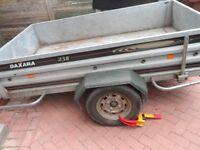 Car trailer Daxara 238