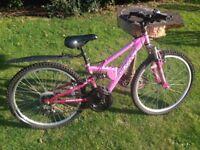 Girls Apollo Bicycles