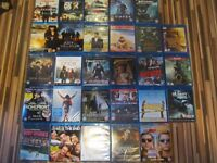 BLU RAY BUNDLE JOBLOT