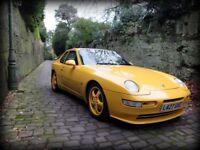 Porsche 968 Sport (UK-only Club Sport special) 1994