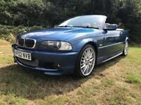 BMW 330ci new mot