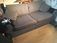 King size 4 seater Bed Settee,