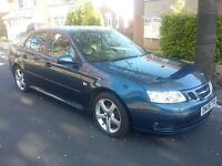 Very well maintained 2006 SAAB 9-3 1.9TiD Sport saloon