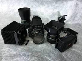 Bronica camera kit
