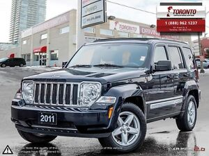 2011 Jeep Liberty ***LIMITED***LEATHER***NAVIGATION***