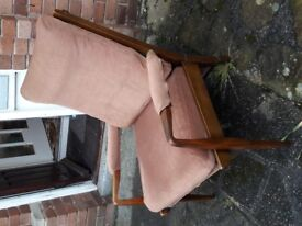2 cintique chairs made in 1950s