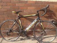 Carrera TDF LTD road racing bike In very good condition. All gears and