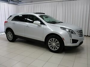 2017 Cadillac XT5 LUXURY TRIM SUV WITH SUNROOF, HEATED SEATS, LE