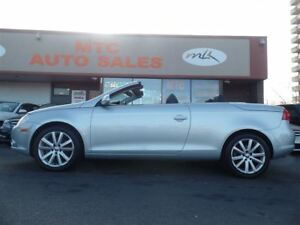 2007 Volkswagen Eos 2.0T, CONVERTIBLE, LEATHER, VERY CLEAN