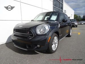 2015 MINI Cooper Countryman S ALL4 AWD bas kilo!