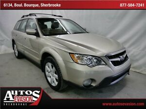 2008 Subaru Outback 2.5 i AWD  Limited + CUIR + TOIT PANORAMIQUE