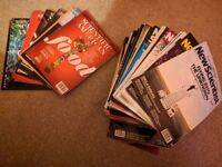 55x New Scientist Magazines & 9x American Scientific