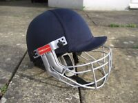 Gray Nicholls Junior Cricket Helmet 54-56cms