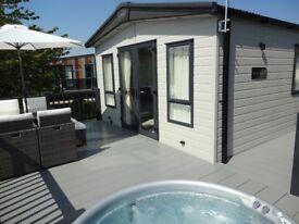 Tattershall Lakes Lincolnshire, 3 Bed Ambleside Premiere Holiday Home, Hot Tub & Fishing Peg
