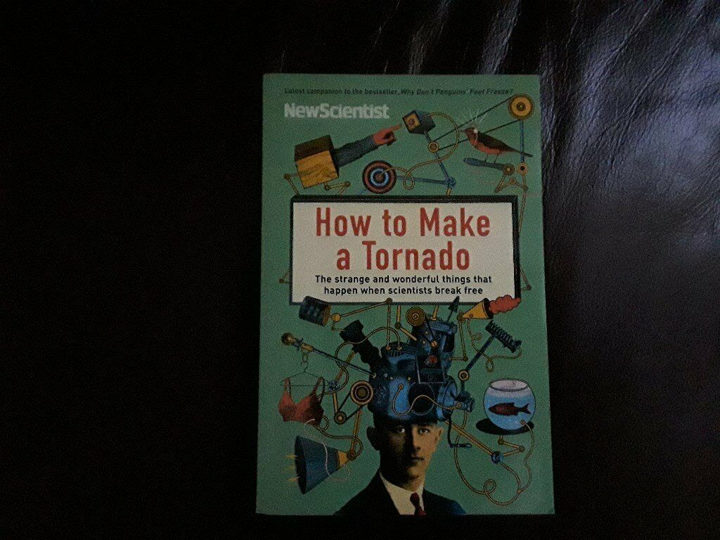 New scientist book.