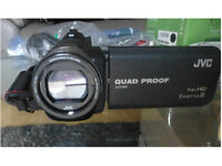JVC GZ-R415 Quad Proof Full HD Camcorder