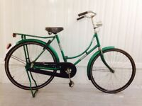 Classic Omafiets excellent used condition small frame Fully serviced
