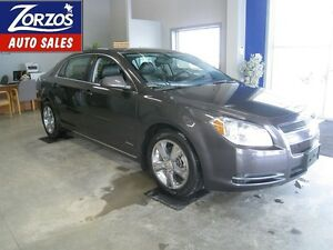 2010 Chevrolet Malibu LT Platinum/Leather/Loaded