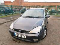 FORD FOCUS 1.6ltr GHIA (AUTOMATIC) *** LOW MILES - FREE DELIVERY ***