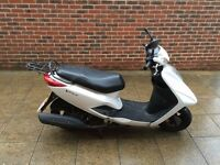 White Yamaha Vity 125cc