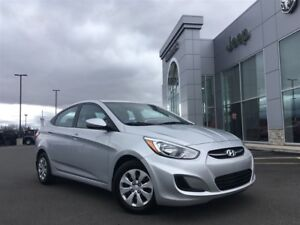 2016 Hyundai Accent GL LOW KM, LOW PRICE ONLY $49* WEEKLY