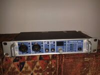 RME Fireface 400 Firewire interface