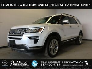 2018 Ford Explorer Limited 4WD - Bluetooth, Backup Cam, NAV