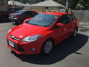 2012 FORD FOCUS SE- REMOTE START, POWER MIRRORS & WINDOWS, SECUR Windsor Region Ontario image 3