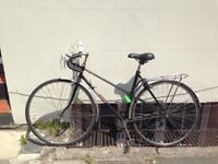 Woman's racing/touring bike