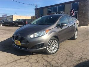 2014 Ford Fiesta Titanium TOUCH SCREEN MAGS BACK UP CAMERA HEATE
