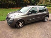 Renault Clio 1.5 dci '02 Decent condition, runs but needs mechanical attention