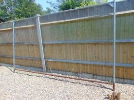 Harris Fence (2 available)