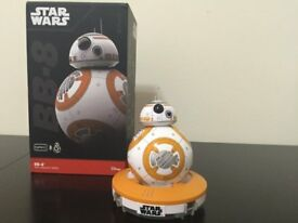 Star Wars Sphero BB8 App Controlled Droid - Like New