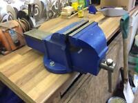 "Large 6"" engineering vice vise"