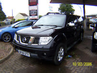 2008 TOP OF THE RANGE NISSAN NIVARA WITH HARD TOP FULL SERVCE HISTORY AUTO LEATHER ETC £5995
