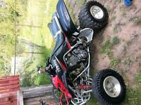 PARTING OUT RAPTOR 660R