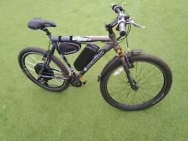 Ebike electric mountain bike