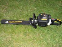 McCulloch Superlite 4528 Hedge Trimmer